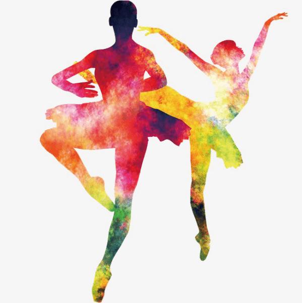 я танцую разноцветные картинки шум, грязь